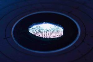 Fingerabdruck